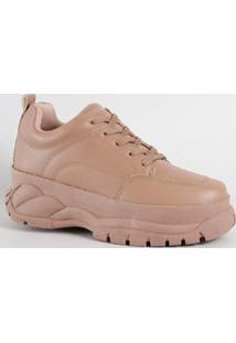 Tênis Feminino Chunky Sneaker Via Uno 415001