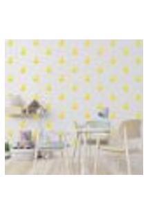 Adesivo Decorativo De Parede - Kit Com 30 Cereja - 052Kaa01