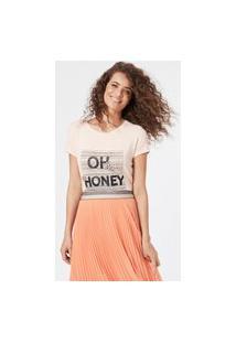 T-Shirt Oh Honey