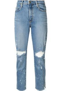 Nobody Denim Calça Jeans Slim Kennedy - Azul
