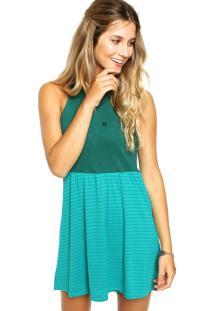 Vestido Hurley Petra Verde