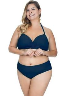 Calcinha Plus Size Básica Agridoce Feminina - Feminino