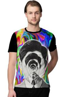 Camiseta Stompy Psicodelica27 Masculina - Masculino