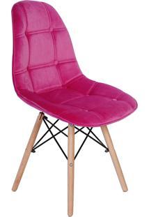 Cadeira E Banco De Jantar Impã©Rio Brazil Boton㪠- Incolor/Rosa - Dafiti