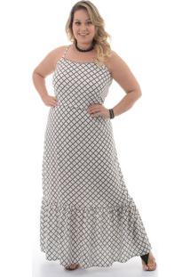 43fbd1a92 Vestido Branco Tamanho Grande feminino | Shoelover