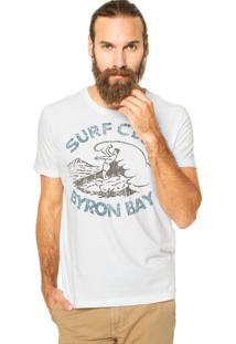 Camiseta Zapälla Reta Branca