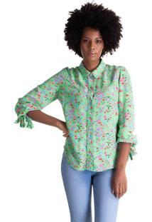 Camisa Levis Selite Western Tie Cuff - M