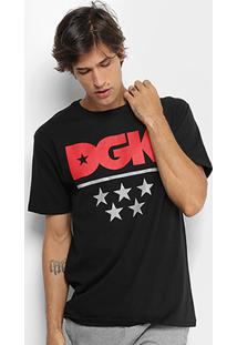 Camiseta Dgk All Star Masculina - Masculino