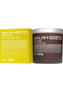 Malin + Goetz Vela 'Dark Rum' - Marrom