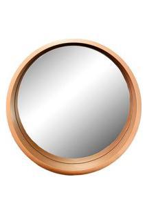 Espelho Decorativo Rose Gold Niche 50X50X7Cm - D'Rossi