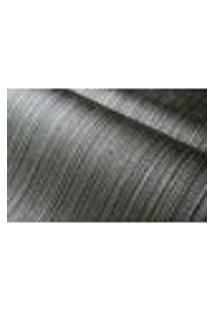 Papel De Parede Importado Vinilico Lavavel 53Cm X 10M Listrado Com Textura Preta, Dourada E Marrom