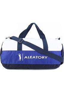 Bolsa Aleatory Barrel Masculina - Masculino-Azul Royal