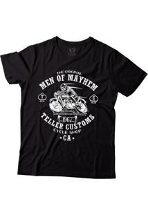 Camiseta Blitzart Sons Of Anarchy - Teller C