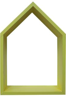 Nicho Home Amarelo (33X23)