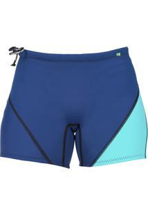 Bermuda N/A 1.5Mm Diva 5 A Surf Mormaii Azul Marinho - Azul Marinho - Feminino - Dafiti