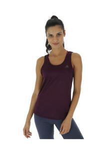 d4a11d4271672 ... Camiseta Regata Adidas Gráfica Lw - Feminina - Vinho
