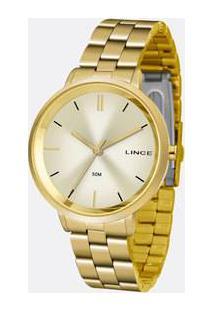 Relógio Feminino Lince Lrg617L C1Kx