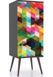 Armario Slim 1 Porta Pixel 1,20 Mt (Alt) - 32462 - Sun House