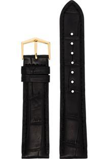 Lizzie Mandler Fine Jewelry Buckled Watch Strap - Preto