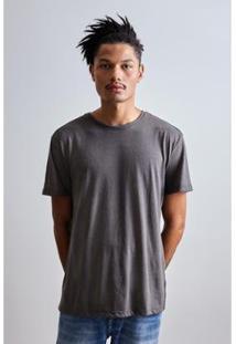 Camiseta Nuvem Reserva Masculina - Masculino-Preto