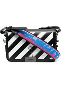 Off-White Bolsa Mini - Preto