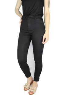 Calça Jeans Feminina Instinto Preto - 42