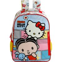 bb369ddf1c Mochila Hello Kitty Mônica - Bffvermelha
