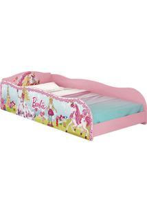 Cama Barbie Dreamtopia Plus Rosa Pura Magia