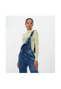 Blusa Lisa Em Tule | Blue Steel | Amarelo | Pp