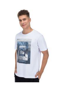 Camiseta O'Neill Estampada Sun Babe - Masculina - Branco