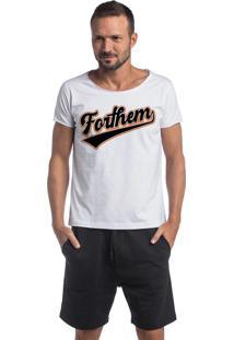 Camiseta T-Shirt Forthem Wolf - Kanui