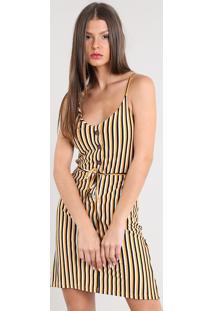 028ae1f45b Vestido Alca Fina Colcci feminino