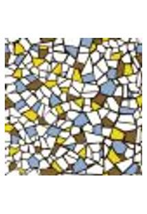 Papel De Parede Adesivo - Mosaico - 234Ppa