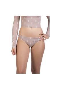 Calcinha Bikinito Lybethras Waverly Pinapple Nude