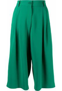 Dolce & Gabbana Bermuda Cady - Verde