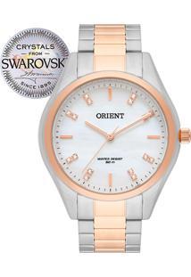 Relógio Orient Feminino Swarovski Ftss0054B1Sr