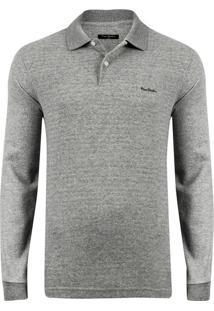 Polo Flannel Grey