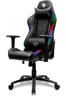 Cadeira Gamer Pichau Vienna - Unissex-Preto