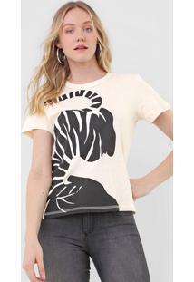 Camiseta Forum Zebra Off-White