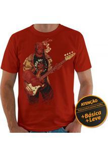 Camiseta Red Hot