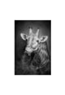 Painel Adesivo De Parede - Girafa - 086Pn-M