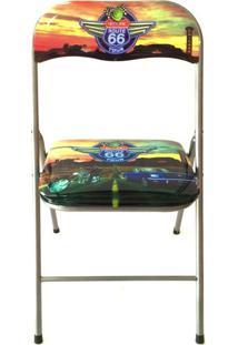 Cadeira Dobrável Route 66 Tour