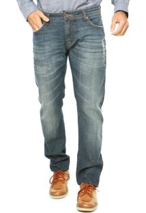 Calça Jeans Forum Skinny Estonada Azul