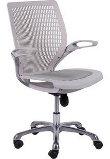Cadeira Para Escritório 3313-Or Design - Branco
