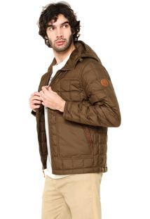 Jaqueta Puffer Timberland Thermofibre Hooded Verde