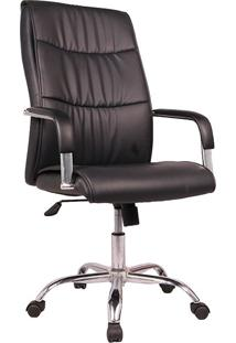 Cadeira Para Escritório Siena-Rivatti - Preto