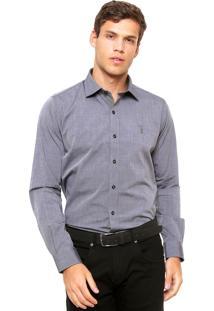 Camisa Aleatory Slim 0