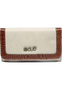 Carteira Recuo Fashion Bag Cinza