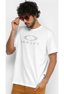 Camiseta Oakley O-Bark Tee Masculina - Masculino