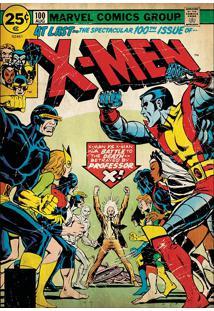 Quadrinhos X-Men